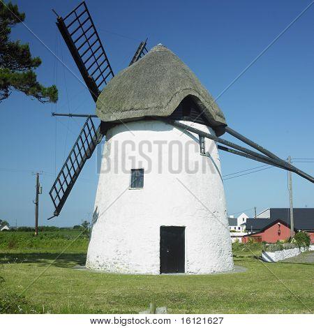 Tacumshane Windmill, County Wexford, Ireland