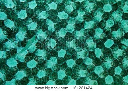 glass background pattern wall view green view