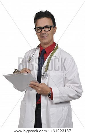 Handsome Man Doctor