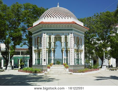 summer house, Parque Cespedes, Manzanillo, Cuba