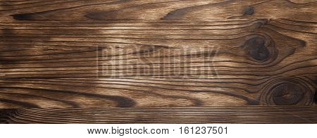 empty plate label note on old wood background with copy space