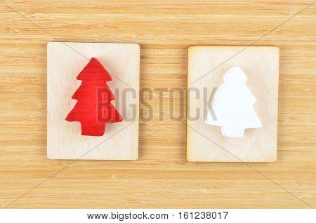 Decorative Christmas Fir Tree