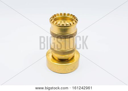 Watering Adjustable Nozzle on isolated on white background.