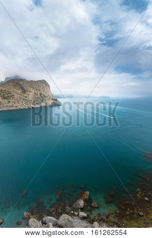 Sudak Crimea holiday / bright summer photo journey Crimea