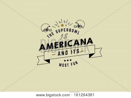 the superbowl is americana and its most fun
