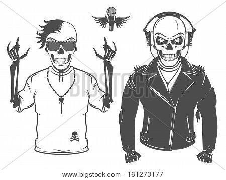 Bronic Skull