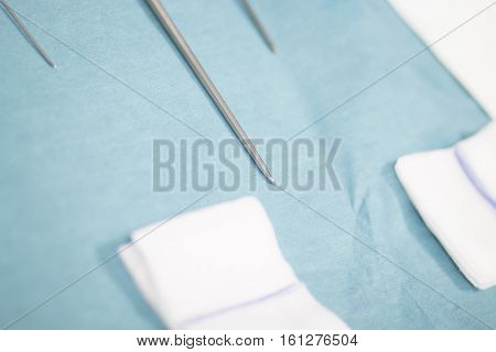 Surgical Equipment Table