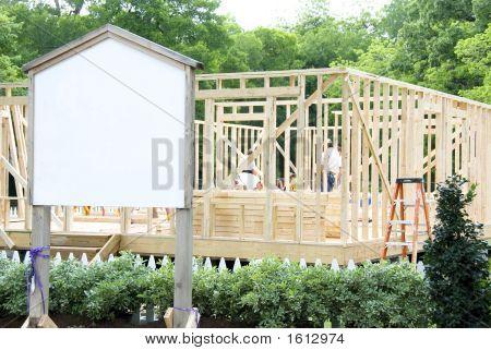 House Being Framed Gtg