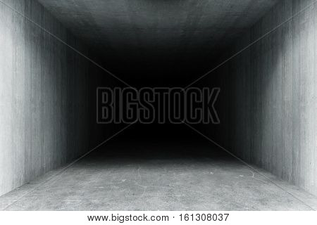 Grungy Concrete Iterior