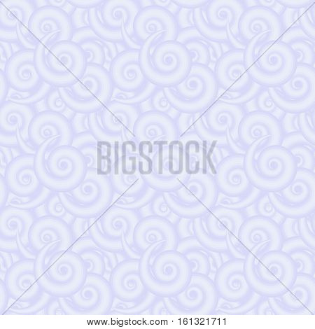 abstract background with seamless pattern - vector illustration