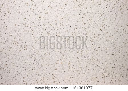 artificial stone quartz agglomerate cream gloss texture