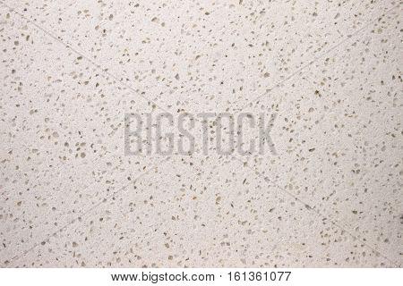 artificial stone quartz agglomerate cream gloss texture