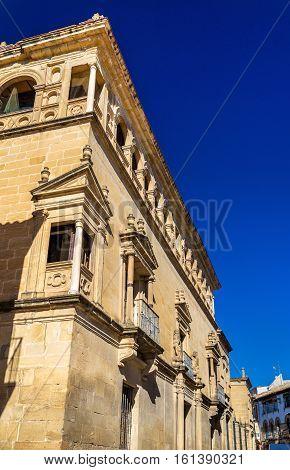 Vela de los Cobos Palace in Ubeda - Spain, Andalusia