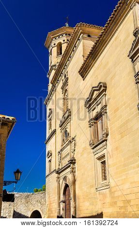 The University of Baeza building - Spain, Andalusia