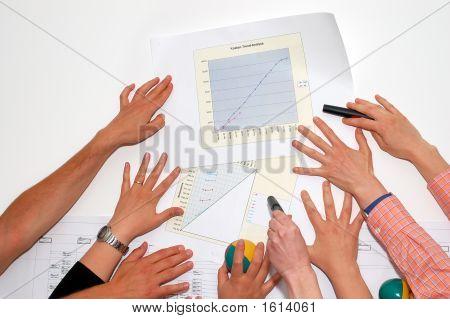 Hands Preparing Workshop