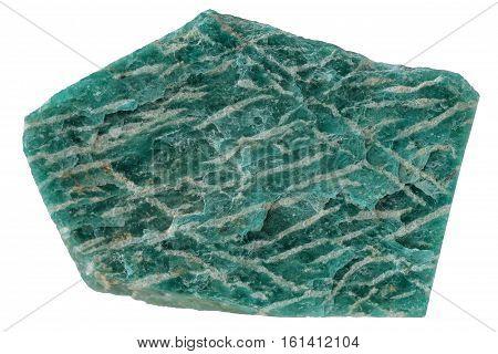 Amazonite Mineral Texture