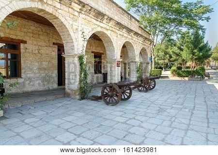 Gauptvahta Military Prison In The Naryn-kala Fortress. Derbent