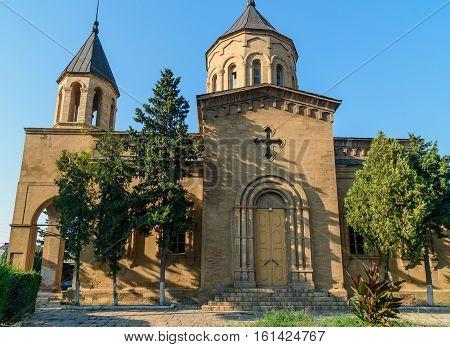 Church Of The Holy Saviour. Derbent