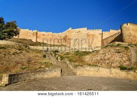 Naryn-kala Fortress In Derbent