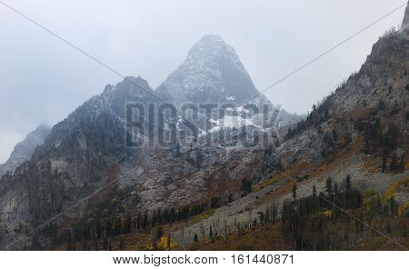 Beautiful Teton Range