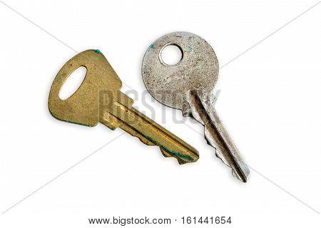 Old Moderm Keys