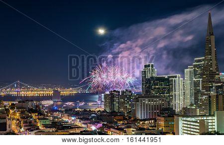 Firework San Francisco