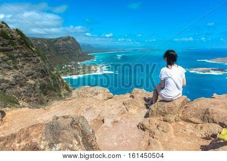 Happy Vacation In Hawaii