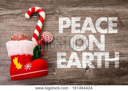 Peace of Earth