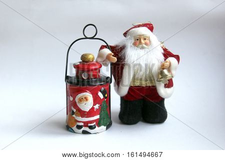 Christmas decorations, Christmas toys, Christmas decorations,Christmas toys, Santa Claus, Santa Claus beard, Santa Claus with candle, New year, Christmas