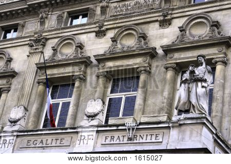 French Architecture At Its Finest