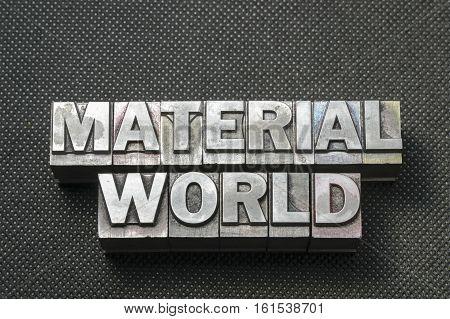 Material World Bm