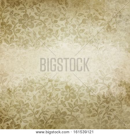 Aged abd yellowed paper background. Vintage paper texture for the design.
