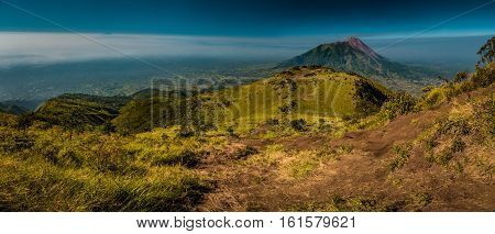Hiking In Java Province