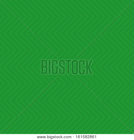 Chevron Pattern. Green Neutral Seamless Pattern for Modern Design in Flat Style. Tileable Geometric Vector Background.