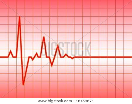 heart pulse illustration