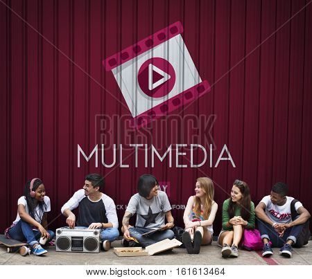 Multimedia Video Audio Service Concept