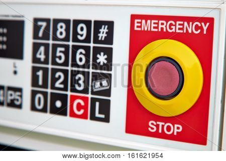 technology, Fuel dispensers with emergency mechanic button