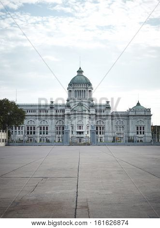 Anantasamakhom Throne Hall In Bangkok