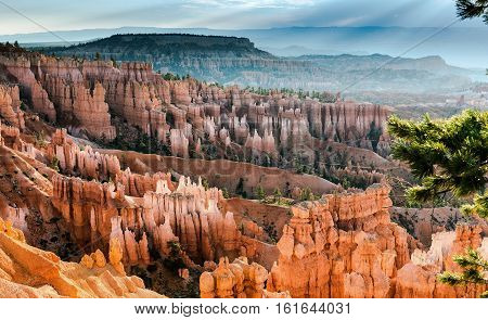 Bryce Canyon National Park, a sprawling reserve in southern Utah. Dec 2016