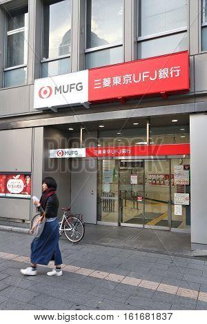 Mitsubishi Ufj Bank