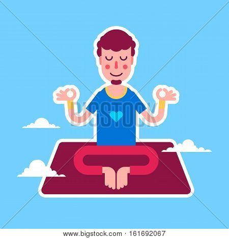 Yoga-character