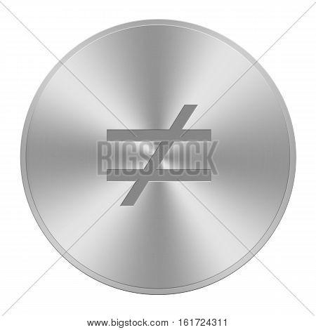 Letters Buttons,aluminium Buttons