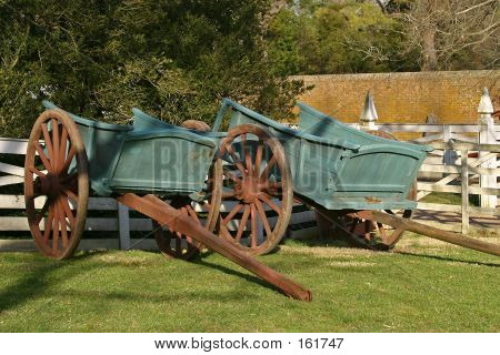 Colonial Wagons