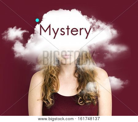 Cloud Hidden Dilemma Depression Bliss