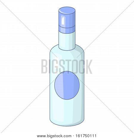 Vodka icon. Cartoon illustration of vodka vector icon for web design