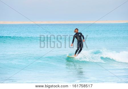 Handsome Surfer