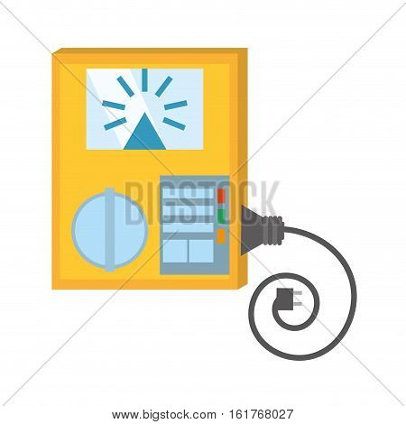 electronic repair calibration maintenance computer vector illustration eps 10