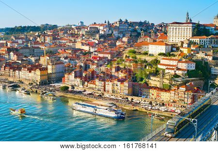 Porto Overview, Portugal