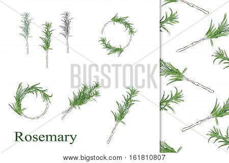 Rosemary Set, Collection