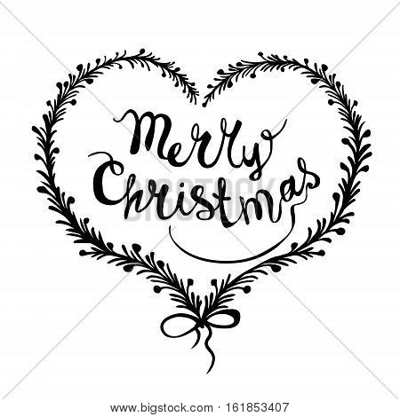 Merry Christmas Congratulation Card